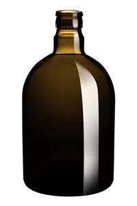 Bottiglia olio per ristorazione