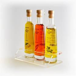 Tris olio aromatizzato